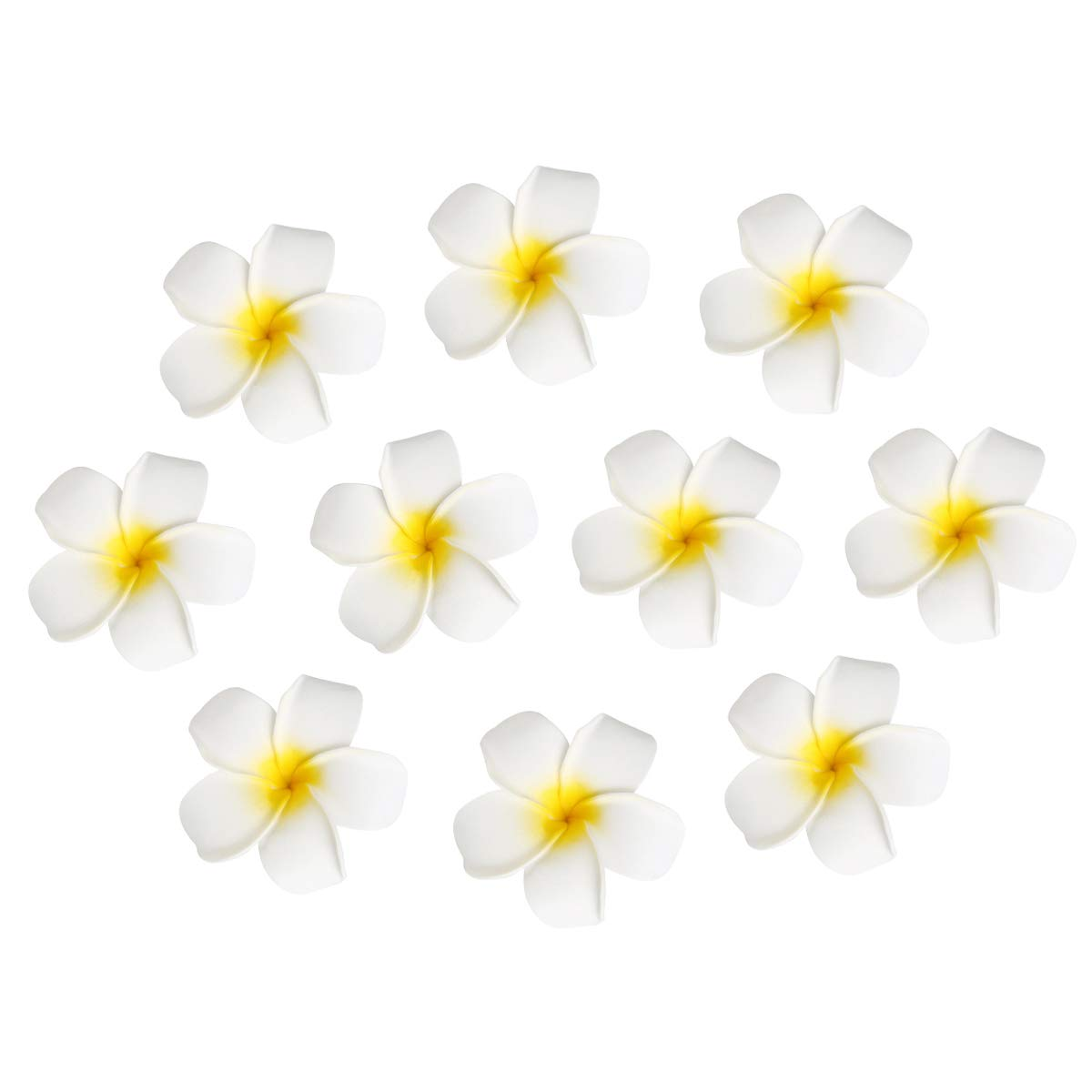 Frcolor Hawaiian Hair Flowers Beach Flower At the price Clip Pa Wedding Import