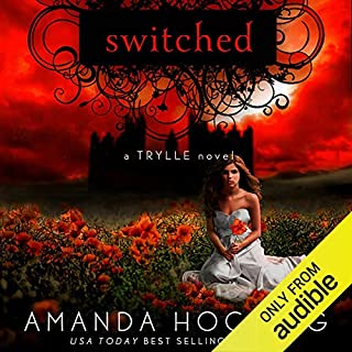 Switched audiobook cover art