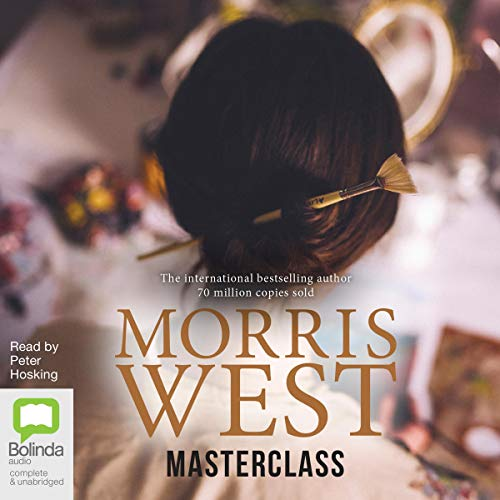Masterclass audiobook cover art