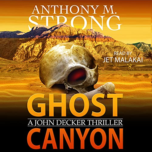 Ghost Canyon cover art