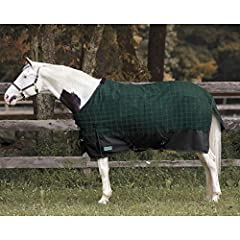 Gives your horse waterproof coverage with style Tried, tested and perfected on our own Dover Saddlery horses, this design is made of tough, 600 denier polyester and features front shoulder gussets to allow your horse complete freedom of movement The ...