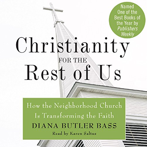 Christianity for the Rest of Us audiobook cover art