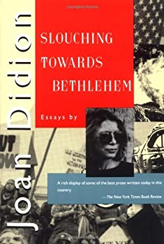 Paperback Slouching Towards Bethlehem Book