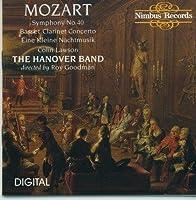Symphony 40 / Basset Clarinet Concerto by Mozart