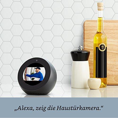 Amazon Echo Spot – Schwarz - 5