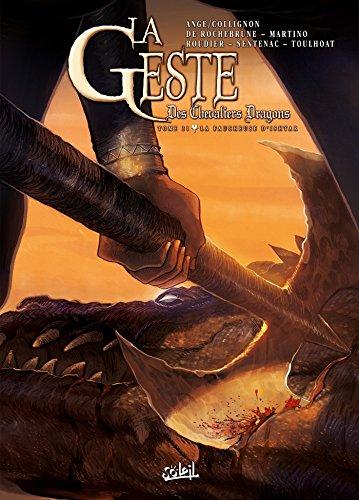 La Geste des Chevaliers Dragons T21: La Faucheuse d'Ishtar