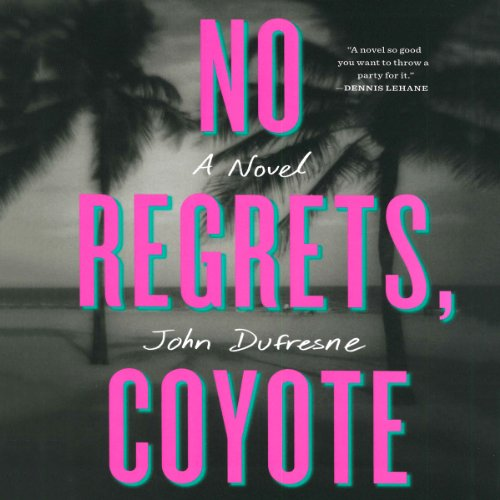 No Regrets, Coyote audiobook cover art