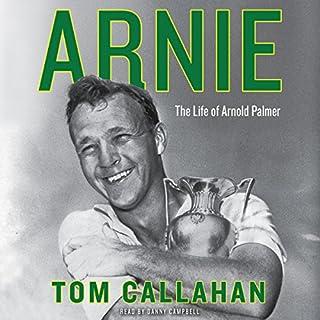 Arnie audiobook cover art
