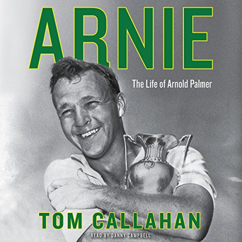 Arnie audiobook cover art