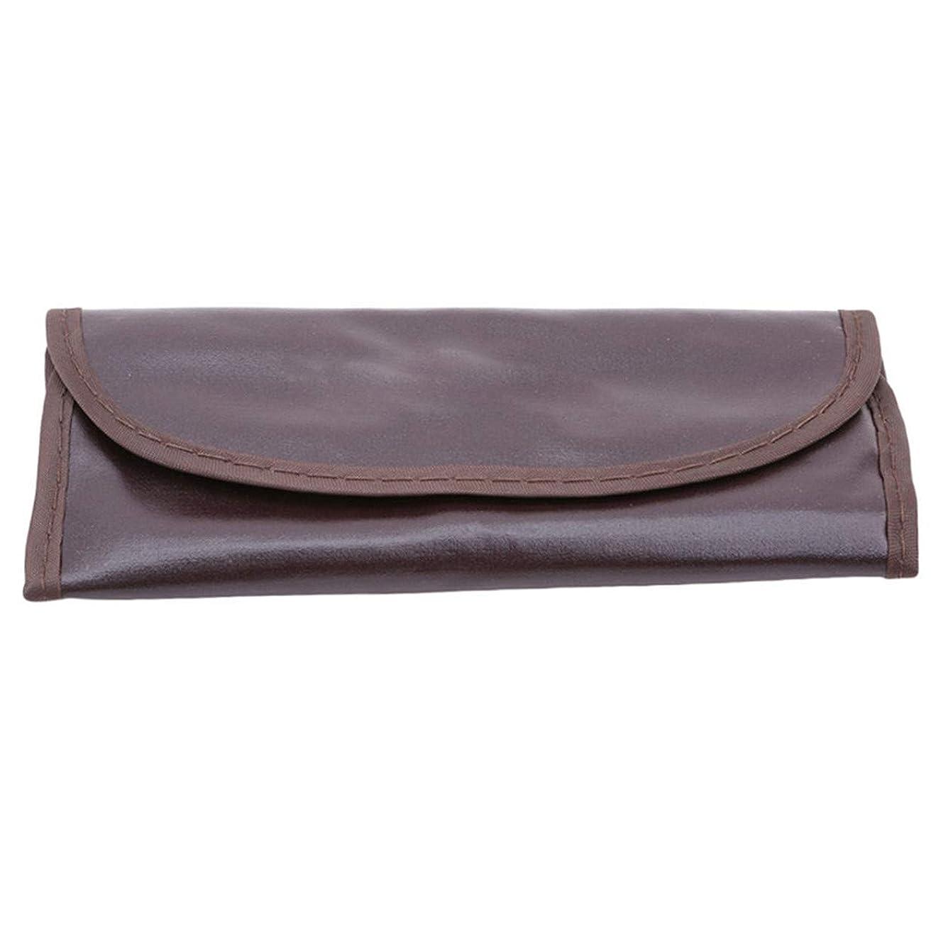 袋キャスト手を差し伸べる1st market 化粧品のBagblackが付いている耐久の7Pcs柔らかいアイシャドウの唇の化粧筆