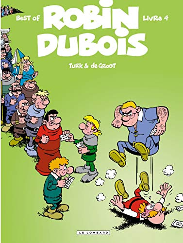Best of Robin Dubois, Tome 4 :