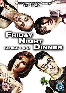 Friday Night Dinner - Series 1 & 2