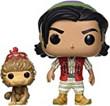 POP! Vinyl: Disney: Aladdin (Live Action): Aladdin & Abu