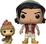 Pop! Vinilo: Disney: Aladdin (Live Action): Aladdin & Abu