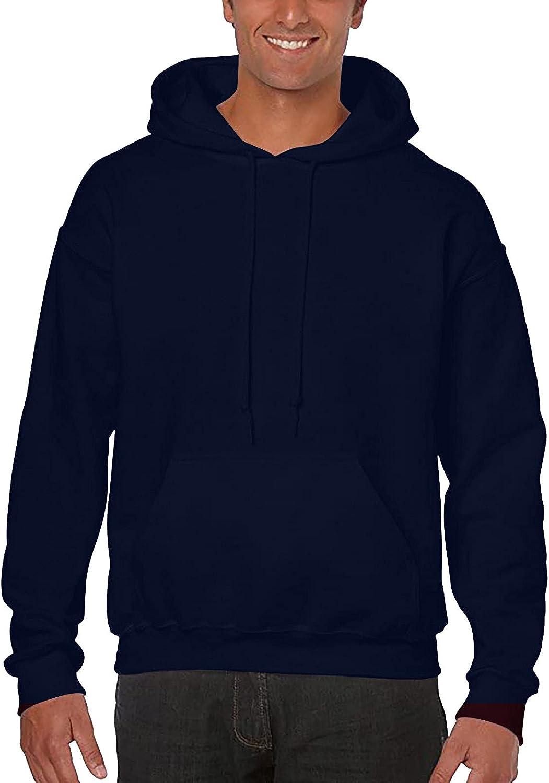 FlekmanArt Men's Active Gym Muscle Bodybuilding Long Sleeve Hoodies Workout Running Hooded Sweatshirts Solid Pullover Outwear