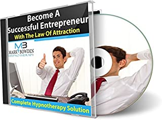 Become A Successful Entrepreneur With The Law Of Attraction Hypnosis / Hypnotherapy CD - What would make the difference? More direction, attracting better contacts, better ideas, or something else? Whatever it is this recording will draw you powerfully towards being an awesome and successful entrepreneur!