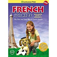 Language Tree French for Kids: Beginner Level 1 Vol. 2 [並行輸入品]