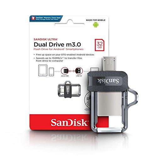 Memoria flash USB SanDisk Ultra Dual...