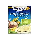Humana Crema Mais e Tapioca Biologica 230 G...