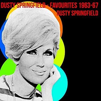 Dusty Springfield - Favourites 1963-67