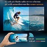 Zoom IMG-1 proiettore wimius wifi bluetooth 5g