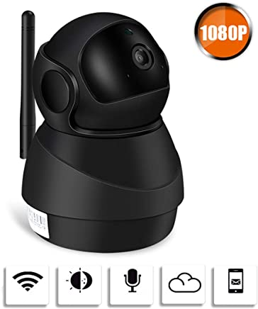 FELICIPP Telecamere di sorveglianza Home HD 1080P con Audio bidirezionale, Telecamera per la Visione Notturna, per Baby Monitor per Animali Domestici, Telecamera di Sicurezza Domestica - Trova i prezzi più bassi