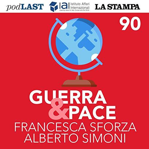 『L'Europa che non cammina (Guerra & Pace 90)』のカバーアート