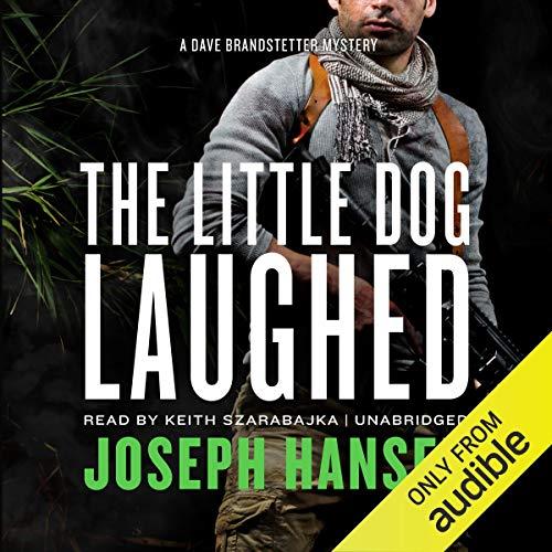 Page de couverture de The Little Dog Laughed