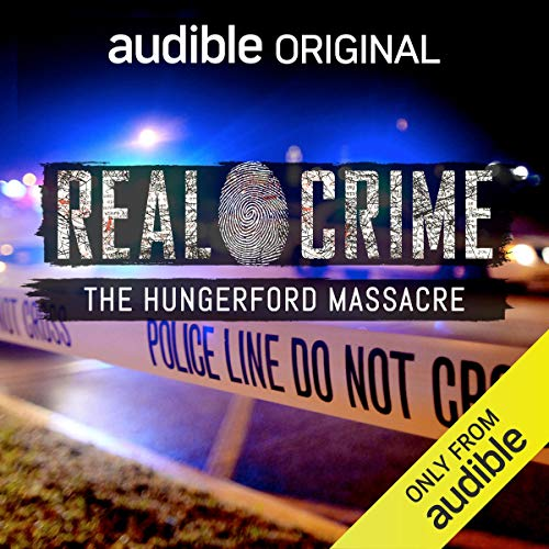 Ep. 7: The Hungerford Massacre audiobook cover art