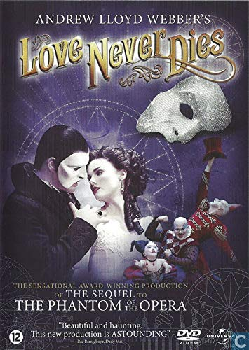 DVD - Love never dies (1 DVD)