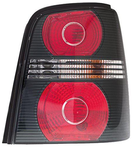 HELLA 2SK 009 477-101 Heckleuchte - Glühlampen-Technologie - schwarz - rechts