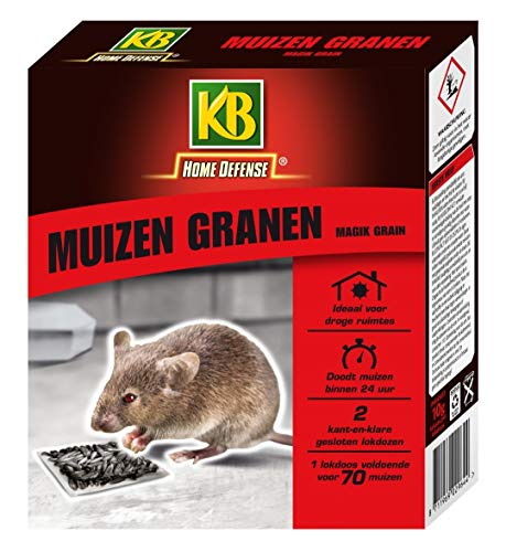 Muizen granen magik grain
