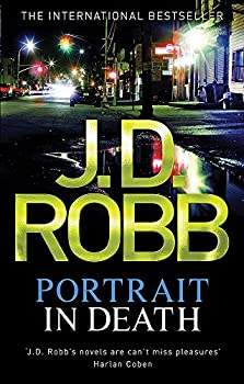 Paperback Portrait in Death. Nora Roberts Writing as J.D. Robb Book