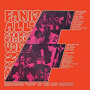 Live At The Red Garter, Vol. 2 (Live At Red Garter / Greenwich Village, NY / 1968)