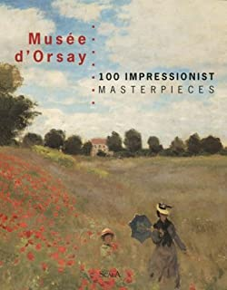 Musee d'Orsay 100 Masterpieces
