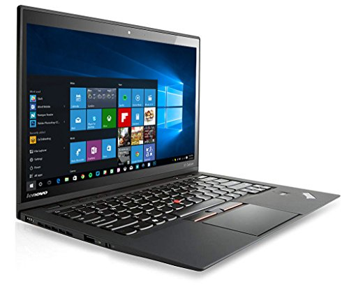 Lenovo Thinkpad X1 Carbon Ultra Fast, Lightweight - 14-Inch Screen Ultrabook - I7-3667U Cpu - 8Gb Ram - 240Gb Ssd - Windows 10 Proffesional - 1 Year Warranty! (Renewed)