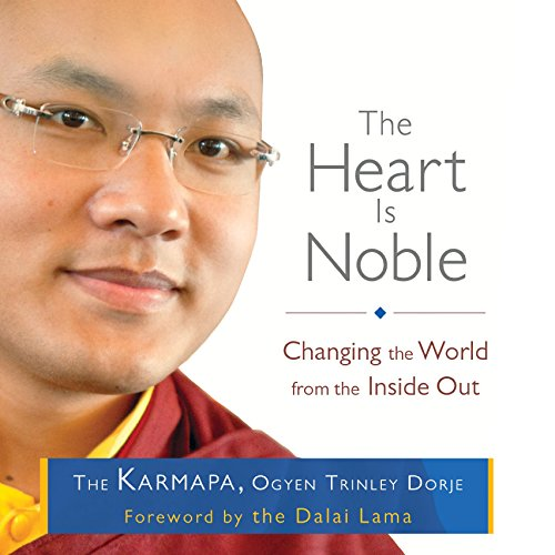 The Heart Is Noble cover art