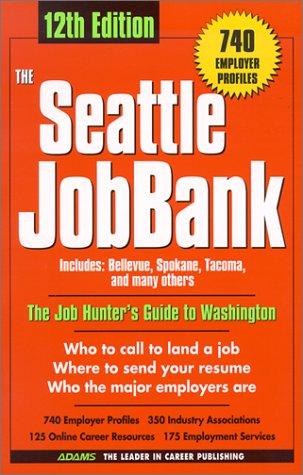 Hot Sale The Seattle JobBank (2001)