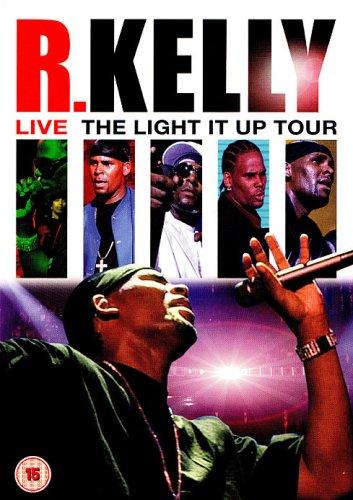 R. Kelly - Live - the Light It Up Tour [UK Import]