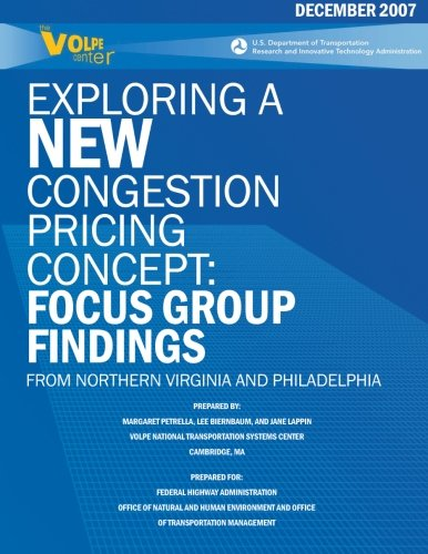 Exploring a New Congestion Pricing Concept: Focus Group Findings from Northern Virginia and Philadel