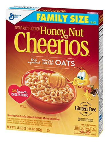 Honey Nut Chex Cereal