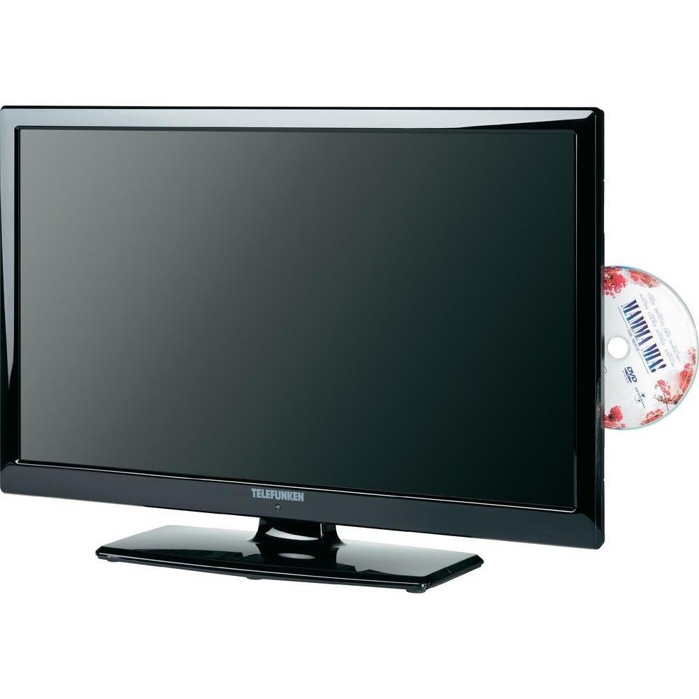 Telefunken L22F135A3V2 56 cm ((55,88 cm Display), LCD-TV, 50 hz): Amazon.es: Electrónica