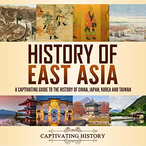 History of East Asia cover art