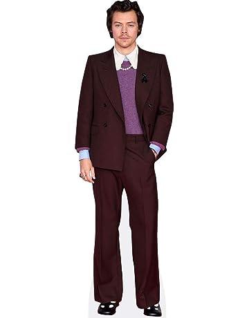 Black Outfit Pappaufsteller lebensgross Celebrity Cutouts Yungblood