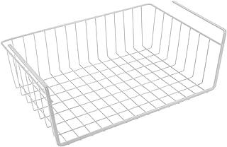 Metaltex - Estante intermedio Blanco 40 cm