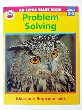 Paperback Problem Solving Grades 2-3 (An Extra Value Book) Book