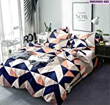 HOMERICA Premium Ac Comforter Set for King Size Double Bed (Comforter+BEDSHEET+2 Pillow Cover)