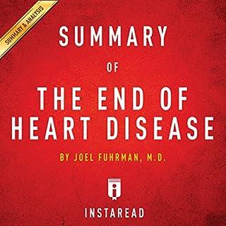 Couverture de The End of Heart Disease by Joel Fuhrman | Includes Analysis