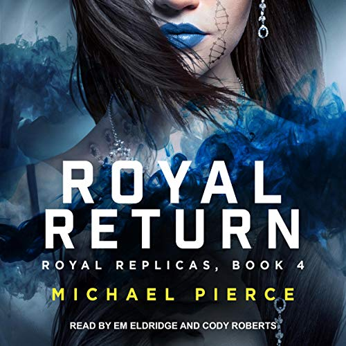 Royal Return audiobook cover art