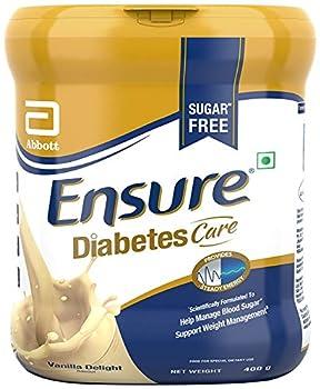 Glucerna SR Ensure Diabetes Vanilla 400gm